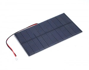 1.5W 5.5V 單晶矽太陽能電池板