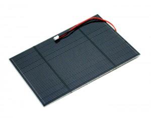 2.5W 5.5V 單晶矽太陽能電池板