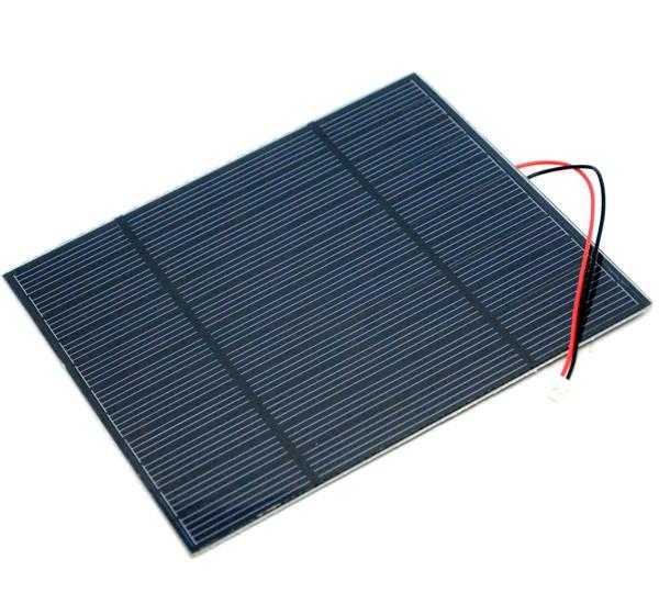 3w 5 5v 單晶矽太陽能電池板 138x160 Mm2 台灣物聯科技 Taiwaniot Studio