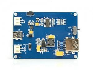 Lipo Rider Pro 太陽能充電 USB 5V/1A 輸出穩壓專業板