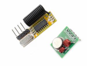 Grove 433Mhz RF link kit RF 無線射頻 傳輸 模組