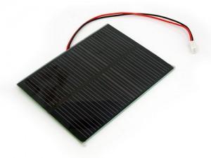 1W 5.5V 單晶矽 太陽能 充電板