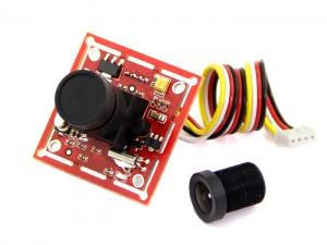 Grove - Serial Camera Kit 串列通訊攝影機鏡頭套件