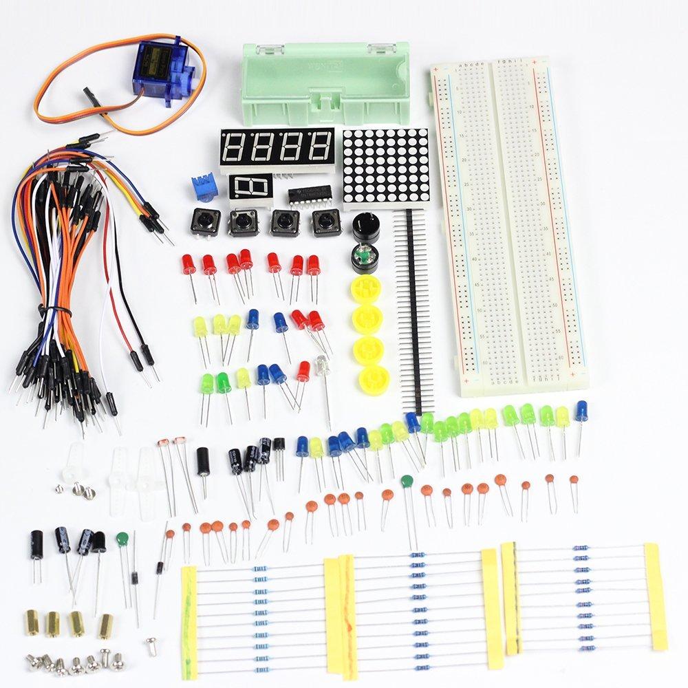 Arduino 電子元件入門學習套件