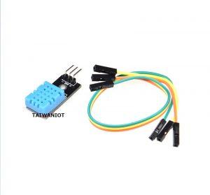 DHT11 溫濕度 感測器 傳感器