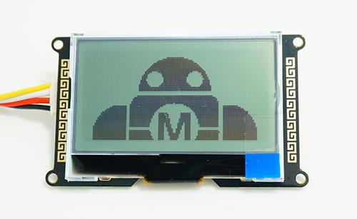 Grove 介面 I2C_LCD 圖形 / 文字顯示模組