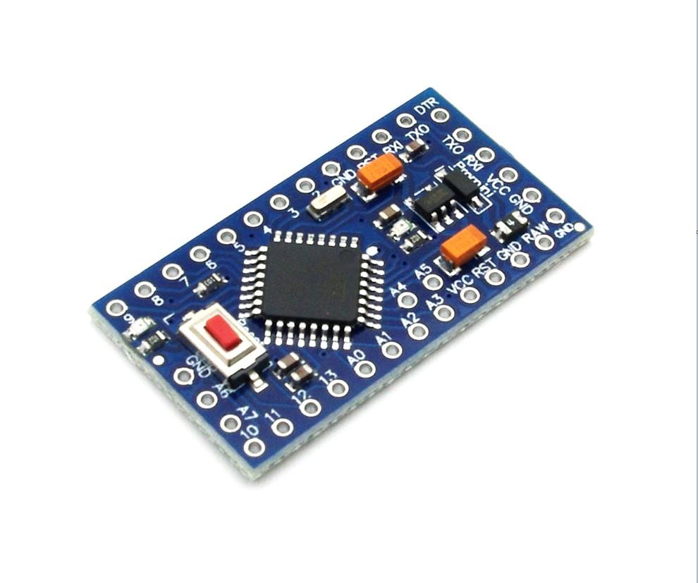 新版 arduino pro mini v mhz 相容加強版 成品 過電衝突保護 台灣物聯科技