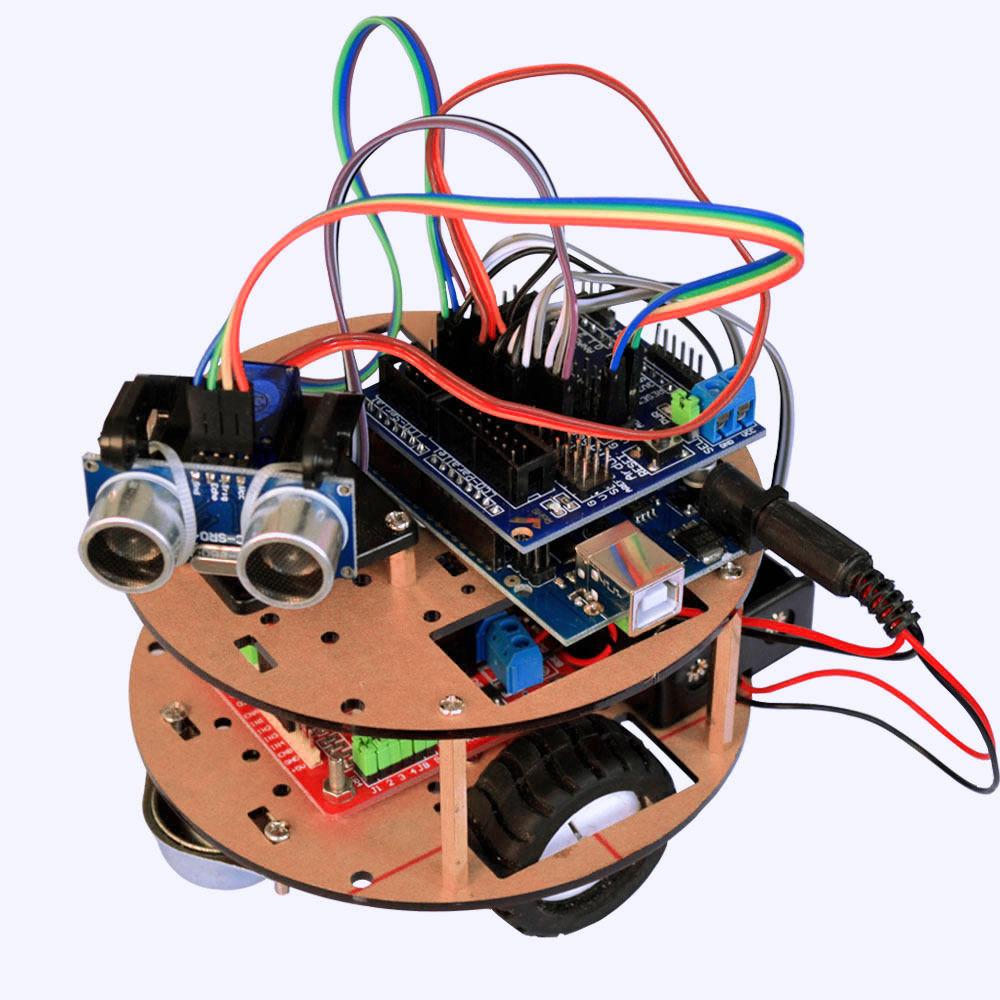 Arduino 智慧小車學習套件