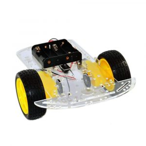 Arduino 樹莓派 適用 兩驅 2WD 智慧小車