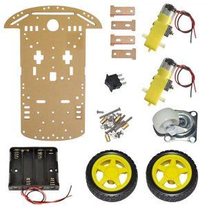 智慧小車開發底盤套件組