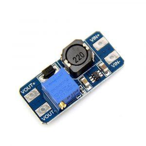 DC-DC 電壓升壓模組 2A 可調式升壓板