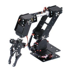 升級版 6軸機械手臂 開發套件組 6DOF Robot ARM
