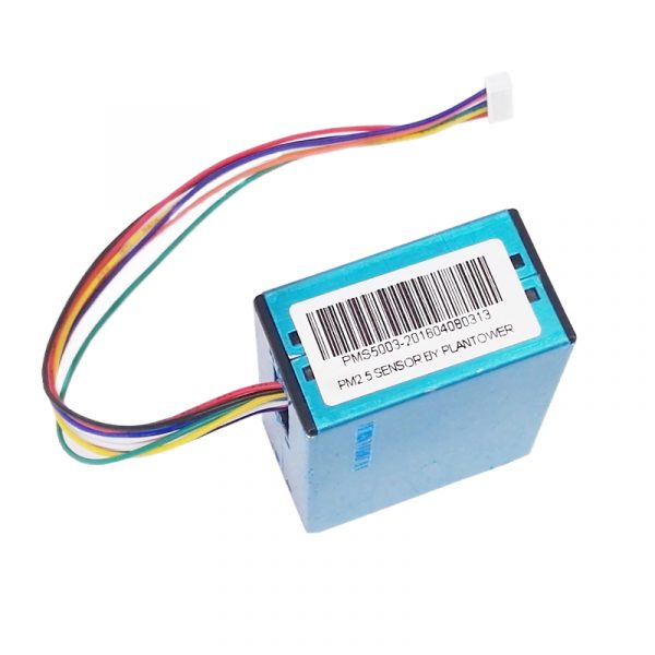 Free-shipping-2pc-High-precision-pms5003-G5-pm2-5-detector-Sensor-dust-laser-sensor-for-PM2