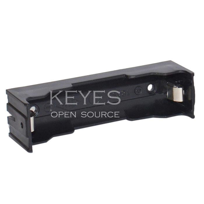 18650 1槽帶插針 電池盒