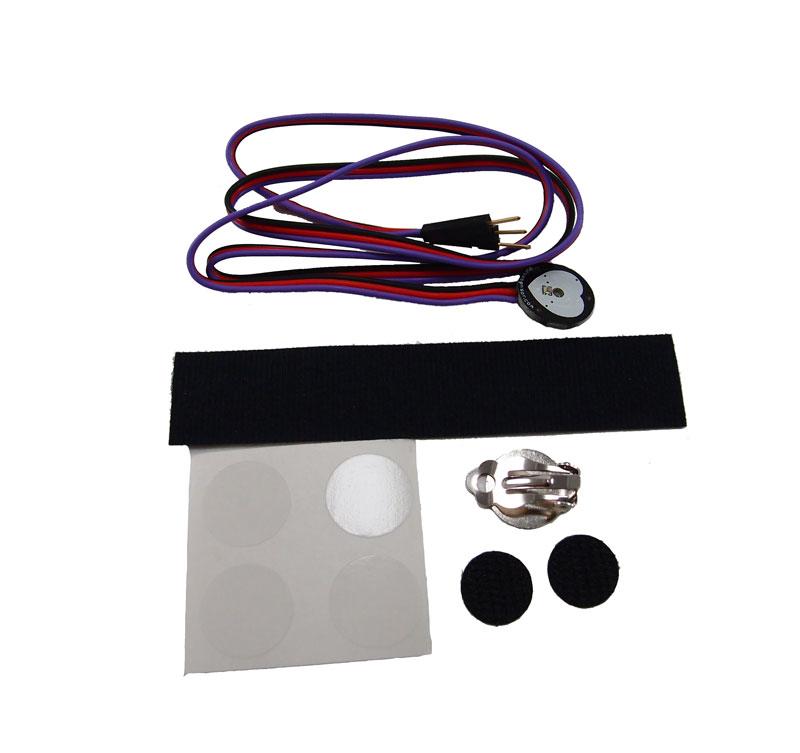 心跳脈搏脈衝感測器套件/ Arduino Pulse sensor 中國副廠相容板
