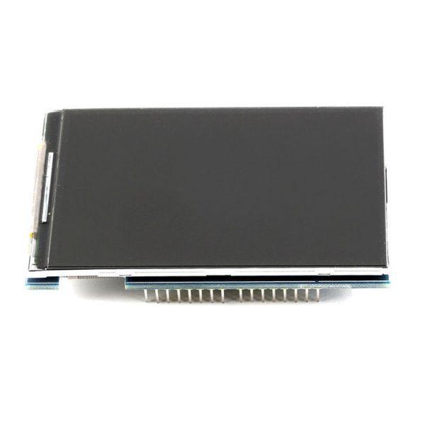 Arduino 3.5寸 LCD TFT液晶屏 帶底座480*320解析度