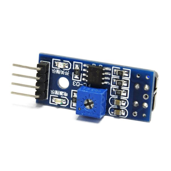TCRT5000 紅外反射感測器
