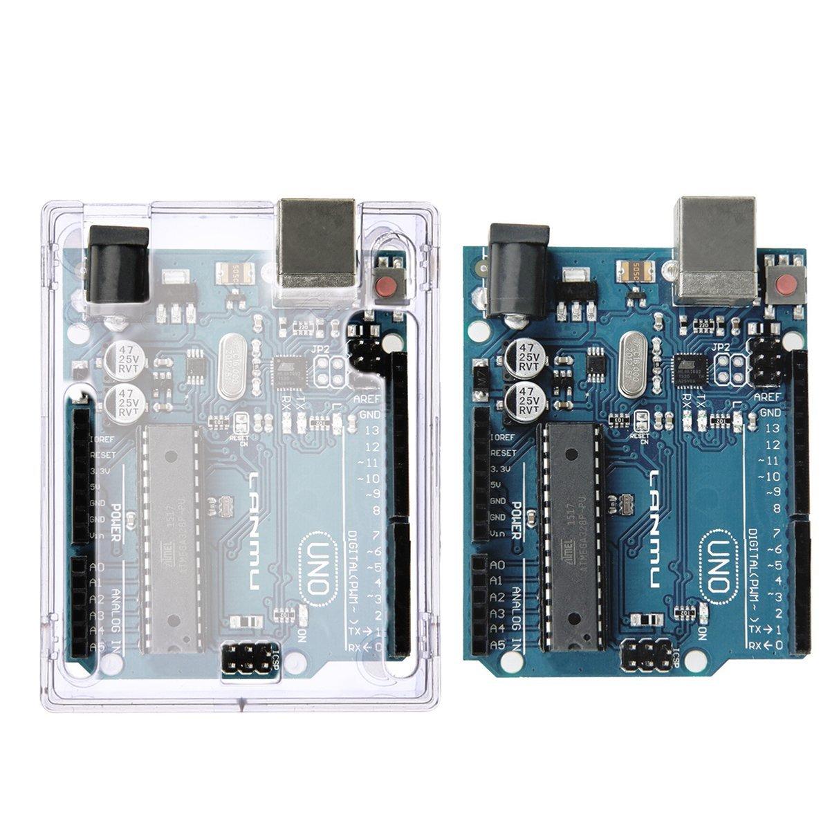 Arduino 工控機殼