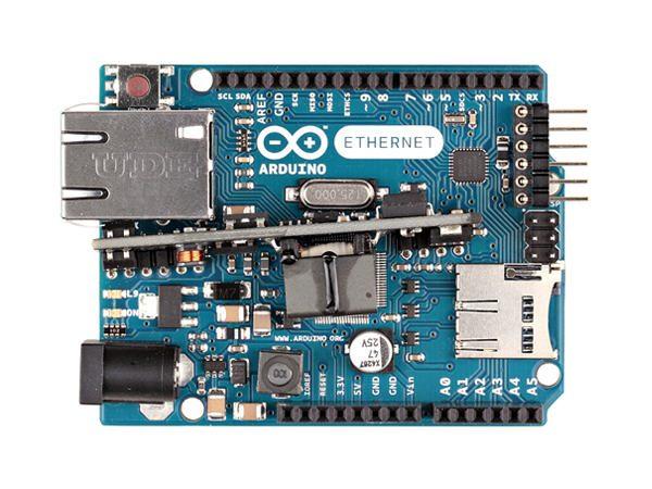 Arduino-Ethernet-PoE
