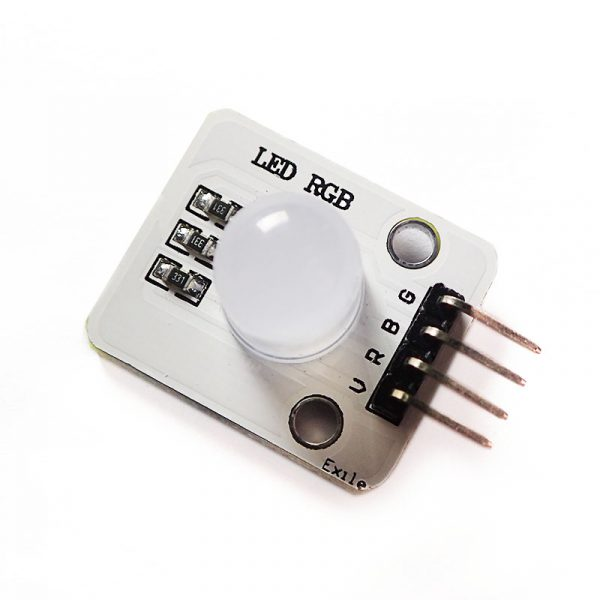 10mm 高亮度霧色全彩LED 模組