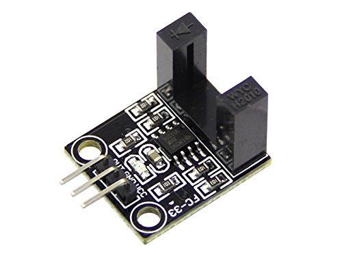 LM393 光電對射式計數感測器模組