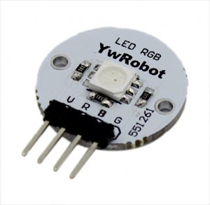 Arduino 全彩LED 電子積木模組 5050 RGB LED Module