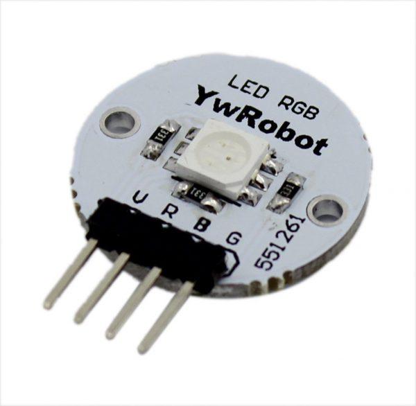 全彩LED 電子積木模組