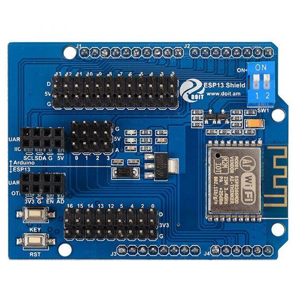 Arduino UNO R3 ESP8266 Web Sever ESP-13E擴展板