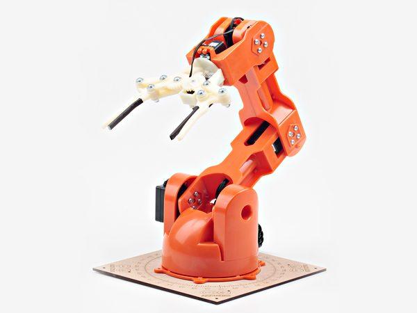 Arduino Tinkerkit Braccio 機械手臂學習套件