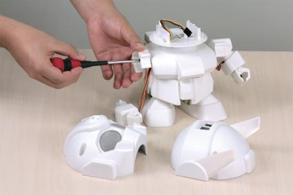 RAPIRO 可編程機器人套件組