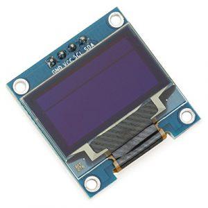 0.96寸OLED 液晶屏顯示模組 黃藍雙色 I2C OLED模塊