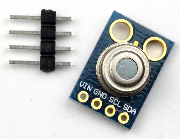 MLX90614 非接觸式紅外測溫感測器