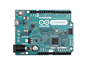 美國官方原廠 Arduino Leonardo 開發板