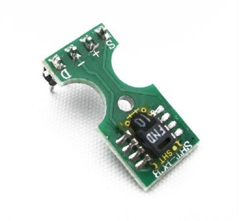 採用瑞士原裝進口 SENSIRION 晶片