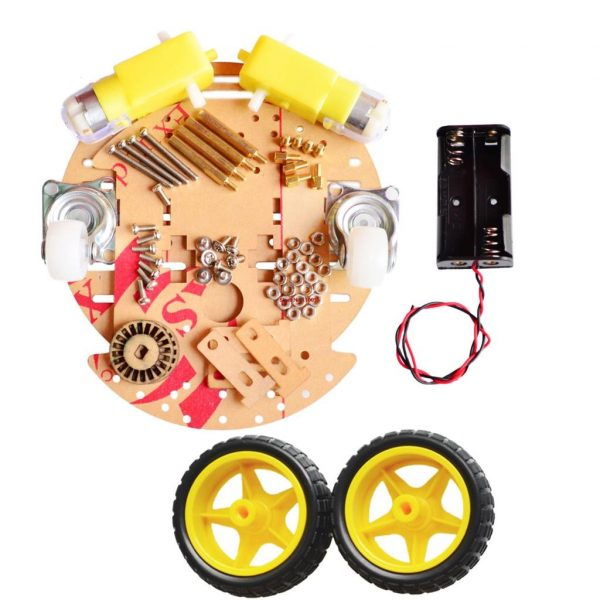 smart-car-chassis-2wd-robot-tracing-strong-magnetic-motor-car-rt-4-avoidance-car-with-code-3