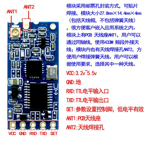HC-12 SI4463