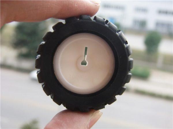 1pcs-k346-43-19-3mm-d-hole-font-b-rubber-b-font-font-b-wheel-b