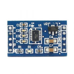 FreeScale MMA7361 傾角感測器加速度模組