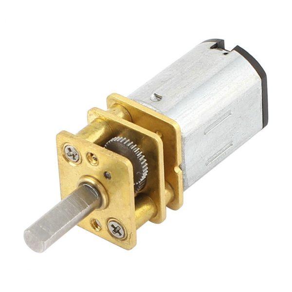 GA12-N20 微型金屬減速馬達