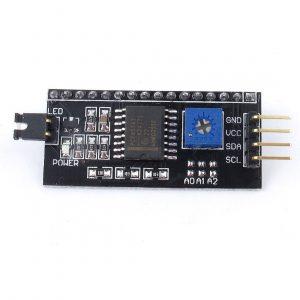 Arduino IIC / I2C 介面 LCD 1602 / 2004 轉接板