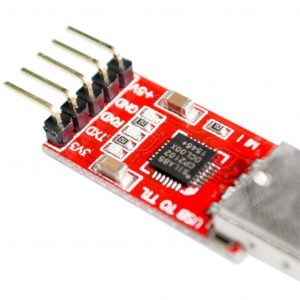 CP2102 USB to TTL 模組 USB轉串口模組 支援 3.3V 與 5V