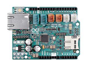 美國原廠正品 Arduino ETHERNET SHIELD 2 乙太網路擴展板 2代