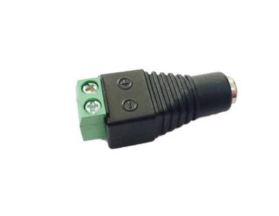 Arduino 多用途電源接口 DC2.1 轉接頭 母頭