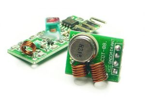 315MHz Simple RF Link Kit 無線通訊工具包