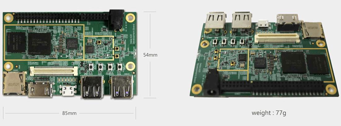 MediaTek X20 開發板