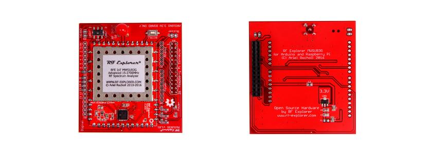RF Explorer 3G+ IoT 物聯網頻譜分析儀