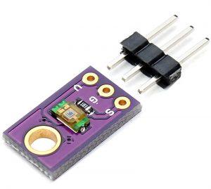 TEMT6000 環境光感測器 類比光照強度模組 可見光感測器