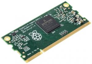 Raspberry Pi Compute module 3 樹莓派3代工業單板電腦