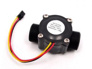 Water Flow Sensor 6分霍爾水流量感測器
