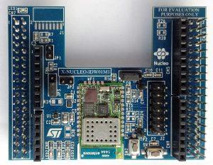 X-NUCLEO-IDW01M1 WiFi 擴展板